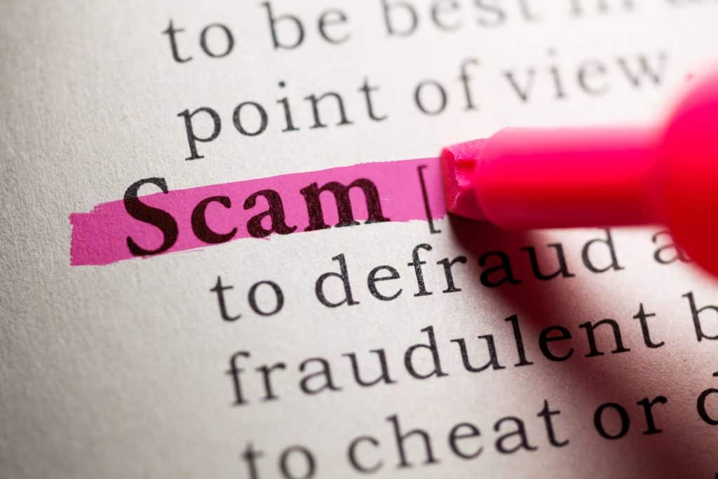 Timeshare Scam